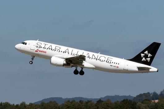 LX/SWR/スイス国際航空  A320 HB-IJO