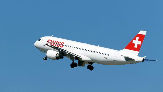 LX/SWR/スイス国際航空  A320 HB-IJS