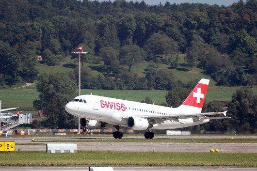 LX/SWR/スイス国際航空  A319 HB-IPY