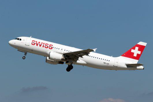 LX/SWR/スイス国際航空  A320 HB-IJH
