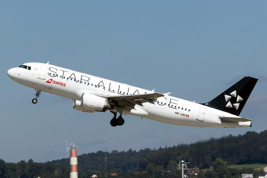 LX/SWR/スイス国際航空  A320 HB-IJM
