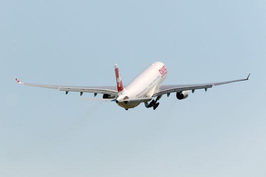 LX/SWR/スイス国際航空  A330-300 HB-JHD