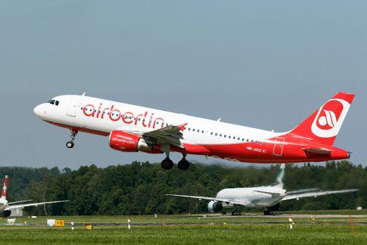 AB/BER/エア・ベルリン  A320 HB-JOZ