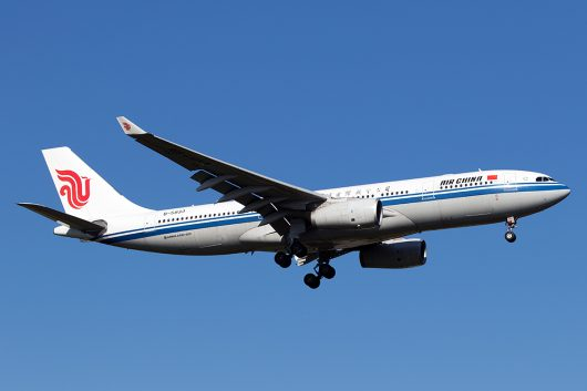 CA/CCA/中国国際航空 CA929 A330-200 B-5933