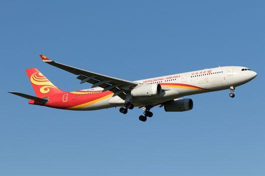 HX/CRK/香港航空 HX608 A330-300 B-LNN