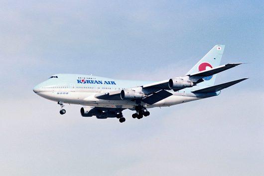 KE/KAL/大韓航空 B747SP HL7457