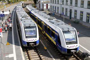 規格化が進む欧州の鉄道