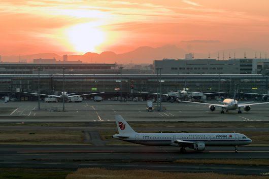 CA/CCA/中国国際航空 CA167 A321 B-6973