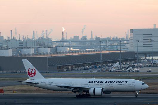 JL/JAL/日本航空 JL318 B777-200 JA007D