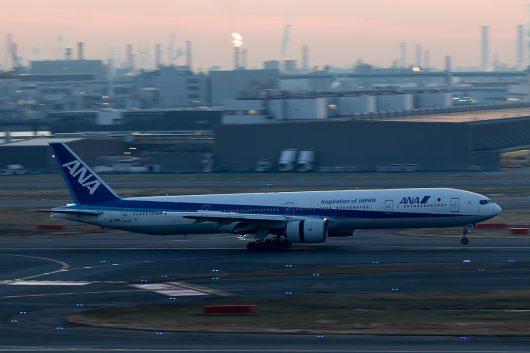 NH/ANA/全日空 NH468 B777-300 JA752A