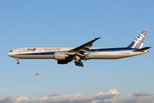 NH/ANA/全日空  B777-300ER JA783A