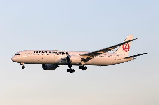 JL/JAL/日本航空  B787-9 JA861J