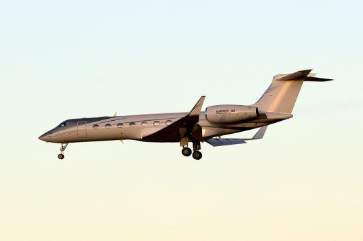 Biz-Jet  Gulfstream N550JH