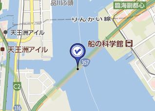 357号線東京湾トンネル