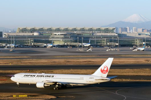 JL/JAL/日本航空  B777-200 JA8975