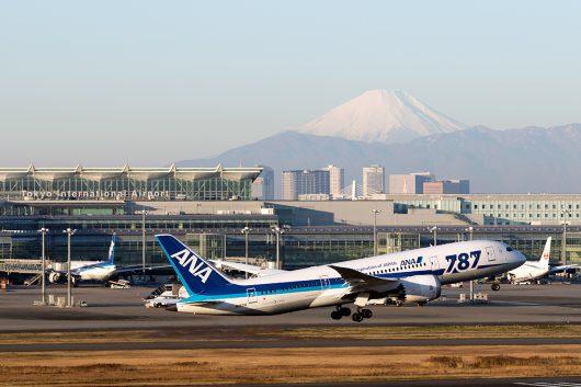 NH/ANA/全日空 NH531 B787-8 JA821A