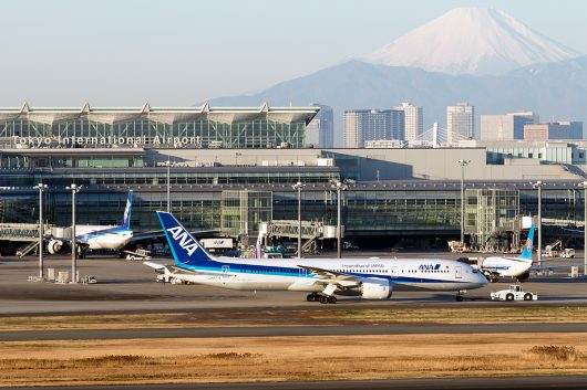 NH/ANA/全日空 トーイング B787-9 JA877A