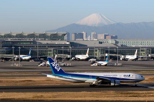 NH/ANA/全日空 NH2017 B777-200ER JA716A