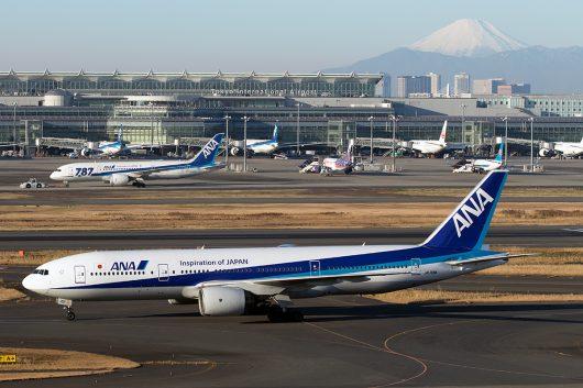 NH/ANA/全日空 NH94 B777-300 JA701A