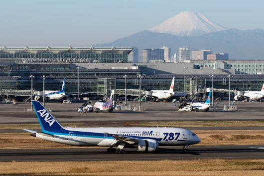 NH/ANA/全日空 NH986 B787-8 JA810A