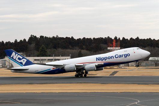 KZ/NCA/日本貨物航空 KZ225 B747-8F JA17KZ