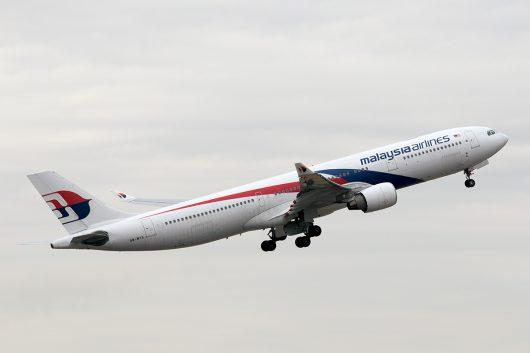 MH/MAS/マレーシア航空 MH89 A330-300 9M-MTG