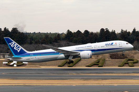 NH/ANA/全日空 NH829 B787-9 JA880A