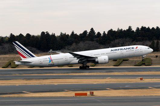 AF/AFR/エールフランス AF275 B777-300ER F-GSQH