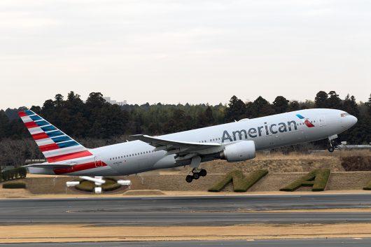 AA/AAL/アメリカン航空 AA176 B777-200ER N782AN