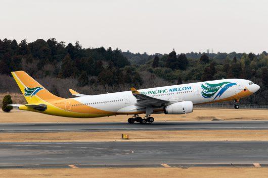 5J/CEB/セブパシフィック航空 5J5055 A330-300 RP-C3343
