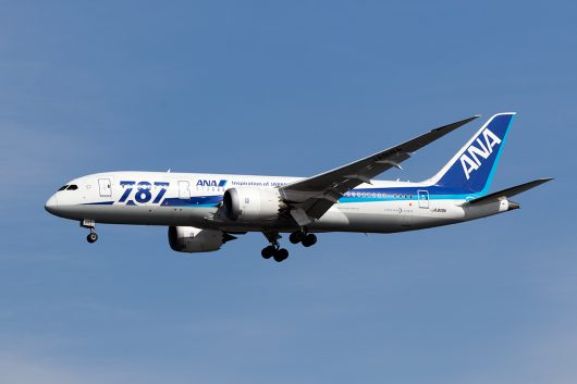 NH/ANA/全日空 NH26 B787-8 JA819A