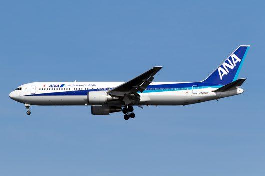 NH/ANA/全日空 NH646 B767-300 JA8669