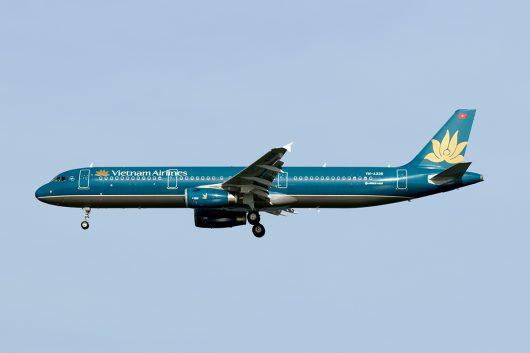 VN/HVN/ベトナム航空 VN384 A321 VN-A335