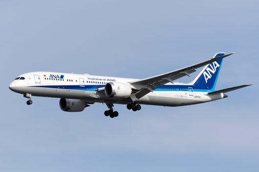 NH/ANA/全日空 NH216 B787-9 JA877A