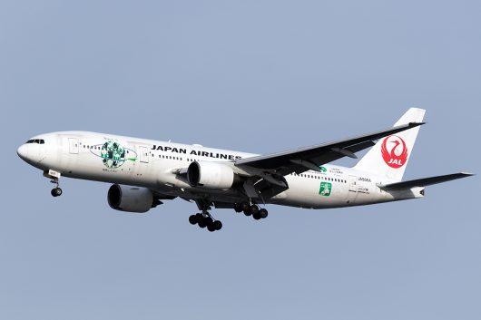 JL/JAL/日本航空 JL316 B777-200 JA8984