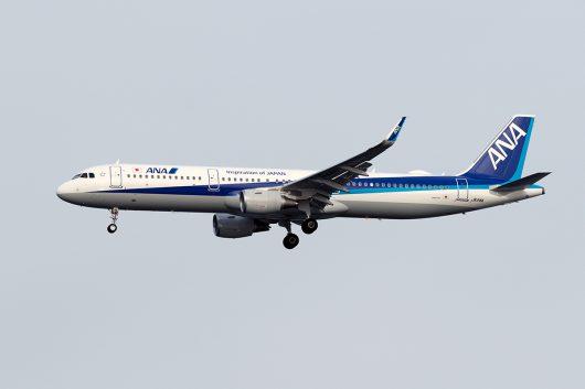NH/ANA/全日空 NH1088 A321 JA114A