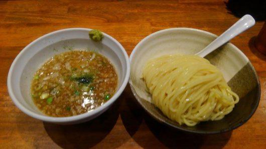 塩つけ麺(並)800円
