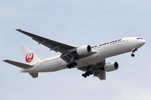 JL/JAL/日本航空  B777-200 JA007D