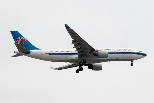 CZ/CSN/中国南方航空 CZ385 A330-200 B-6547