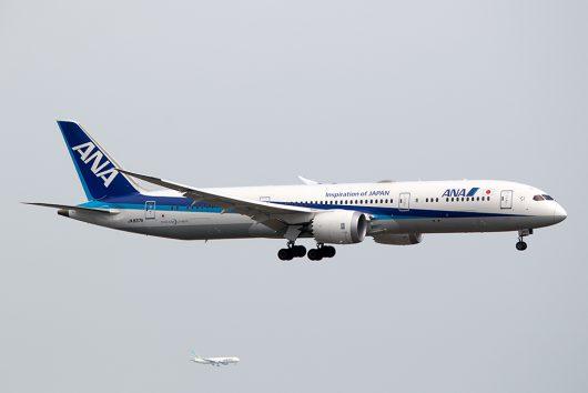 NH/ANA/全日空  B787-8 JA837A