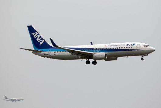 NH/ANA/全日空 NH576 B737-800 JA83AN