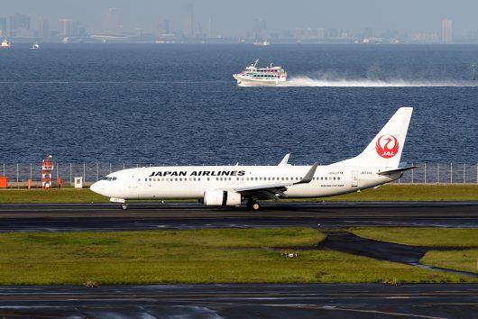JL/JAL/日本航空  B737-800 JA331J