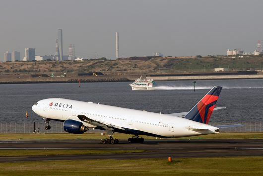 DL/DAL/デルタ航空  B777-200ER N862DA