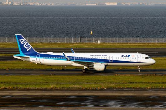 NH/ANA/全日空  A321Neo JA113A
