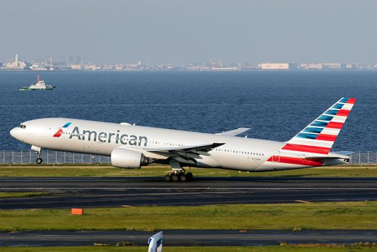 AA/AAL/アメリカン航空  B787-8 N778AN