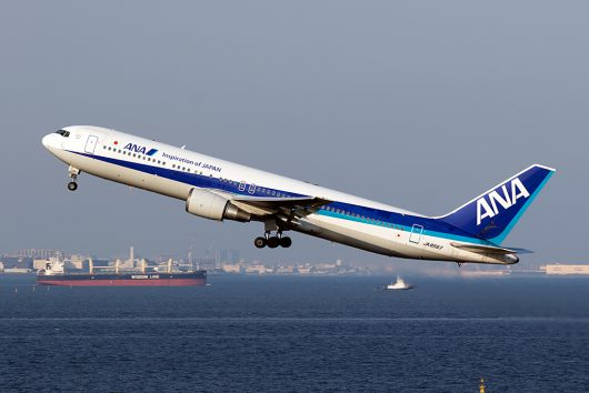 NH/ANA/全日空  B767-300 JA8567