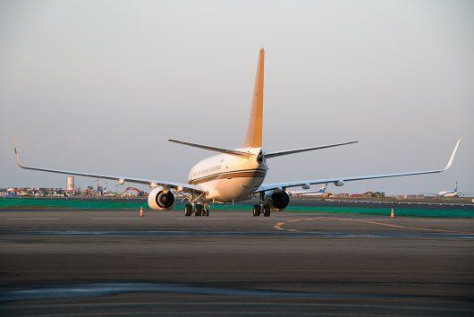 Biz-Jet Nレジ B737-800