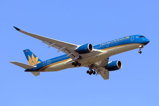 VN/HVN/ベトナム航空  A350-900 VN-A892