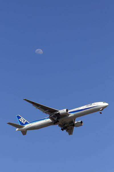 NH/ANA/全日空  B777-300 JA754A
