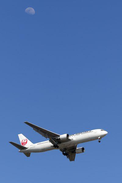 JL/JAL/日本航空  B767-300ER JA615J